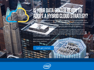 IT: Is Your Data Center Hybrid Cloud Ready?